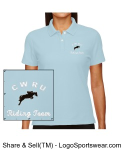 Ladies DryTec Performance Polo Design Zoom